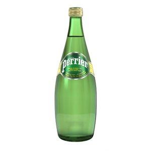 PERRIER® Eau de source naturelle (24 bouteilles)