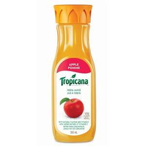 Jus de pommes Tropicana