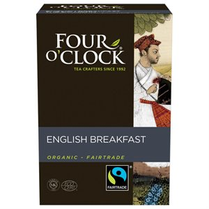 Four O'Clock English Breakfast Tea