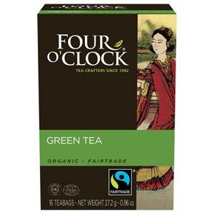 Four O'Clock Green Tea