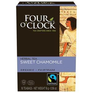 Four O'Clock Sweet Chamomile Tea