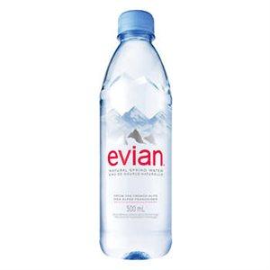 Evian Eau de source naturelle