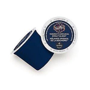 Timothy's Original Donut Blend™ | K-Cup® Pods