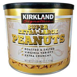 Très grosses arachides - Kirkland Signature