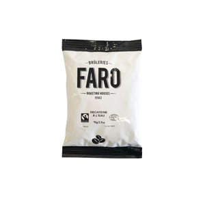 Water Decaffeinated Coffee | Brûlerie Faro