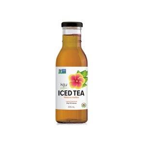 Kiju Organic Hibiscus Rooibos Iced Tea
