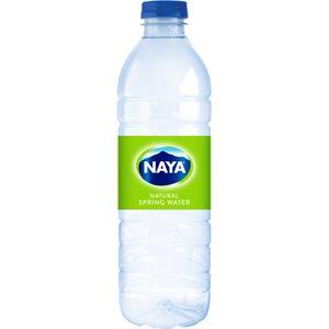Eau de source naturelle Naya (24 X 660 ml)