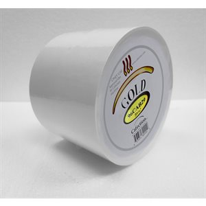 """Gold Avalon Paper Filter Roll 3.56"""""""